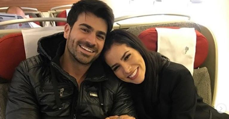 Adriana Sat'Anna e Rodrigão