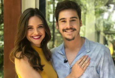Juliana Paiva e Nicolas Prattes (Foto: Cristiane Ferreira/Globo)