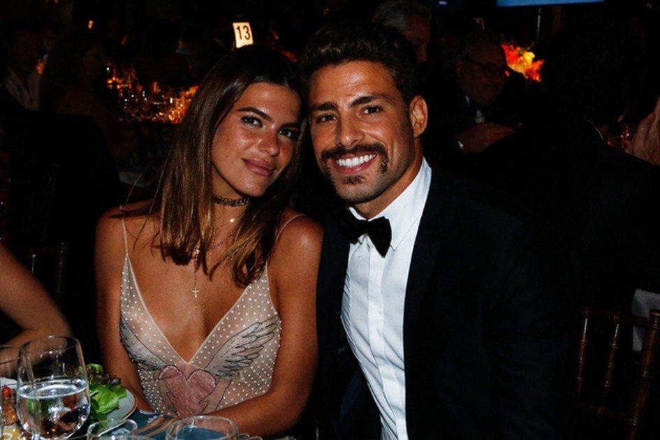 Cauã Reymond e Mariana Goldfarb voltaram (Foto: Divulgação)