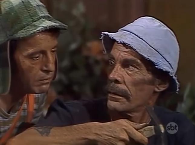Logo após Carlos Villagrán, interprete de Quico sair de Chaves, Dom Ramón, ator de Seu Madruga, também resolveu sair da atração