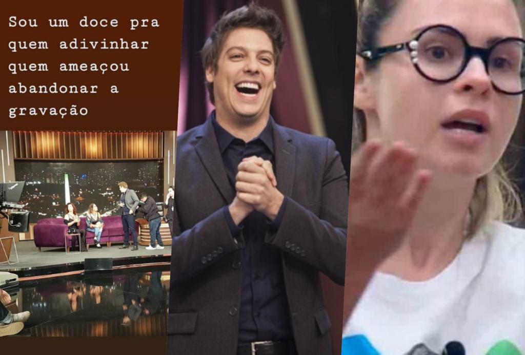 Ana Paula Renault da Fazenda abandonou gravação com Vida Vlatt e Fábio Porcha
