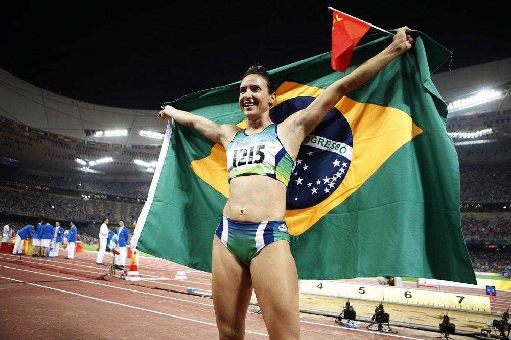 A ex-atleta Maurren Maggi (Foto: Divulgação)