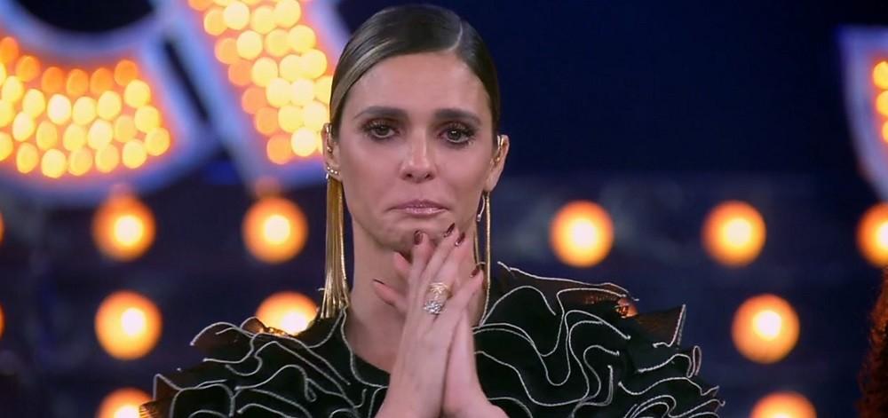 A apresentador Fernanda Lima no Amor & Sexo. (Foto: Reprodução)