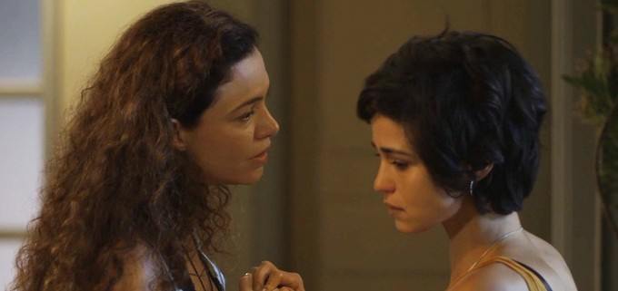Selma e Maura em Segundo Sol (Foto: Divulgação)
