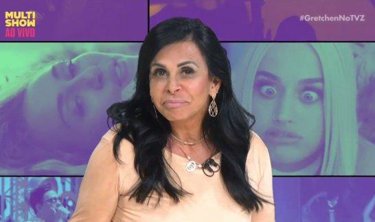 A cantora Gretchen (Foto: Divulgação)