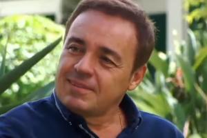 O apresentador Gugu Liberato sofreu grave acidente doméstico (foto: Reprodução)