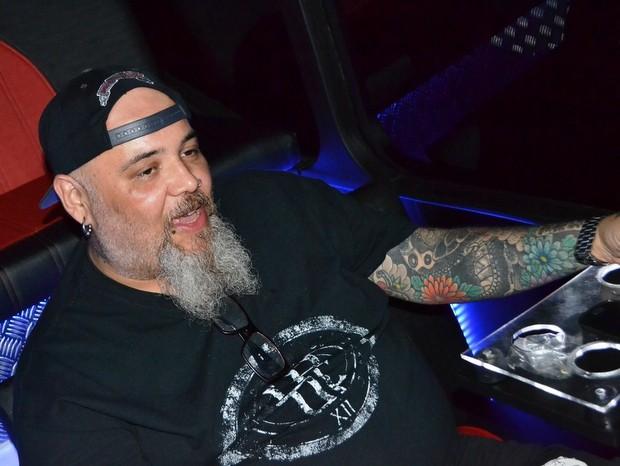 João Gordo, vocalista do grupo Ratos do Porão volta a ser internado na UTI após grave problema de saúde