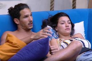 João Zoli e Gabi Prado podem ir juntos para roça (Foto: Reprodução/PlayPlus)