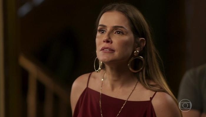 Karola (Deborah Secco) em Segundo Sol (Foto: Reprodução/Globo)