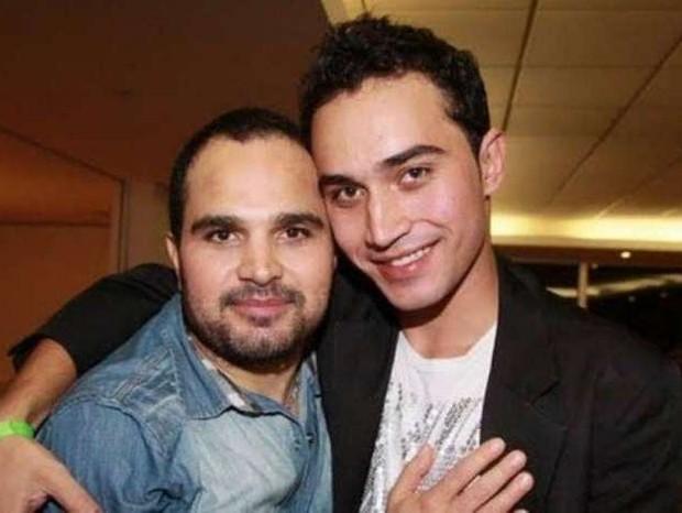 Luciano e Wesley Camargo (Foto: Reprodução)