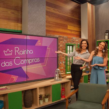 Márcia Dutra e Regina Volpato no Mulheres (Foto: TV Gazeta/ Divulgação)