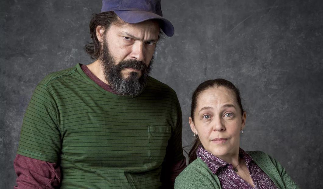 Heitor Martinez e Isabela Garcia (Foto: João Cotta/Globo)
