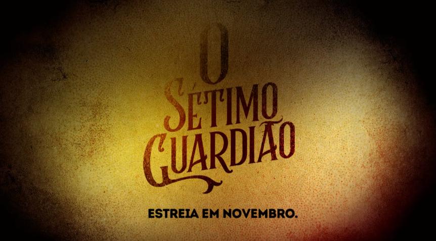 Logo de O Sétimo Guardião (Foto: Reprodução)