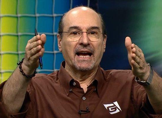 Comentarista Wanderley Nogueira está entre os profissionais dispensados pela Gazeta. (Foto: Reprodução)