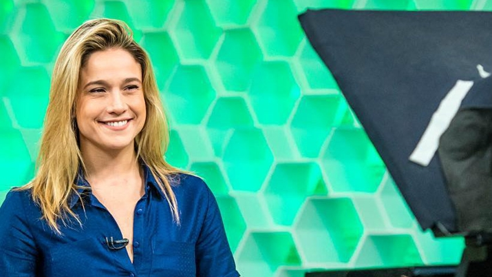Fernanda Gentil será promovida na Globo. (Foto: Divulgação)