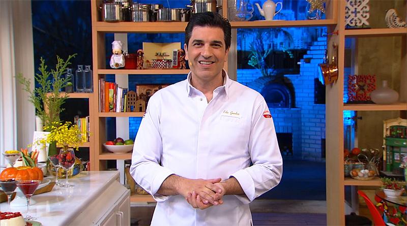 O apresentador Edu Guedes, dono de um programa na RedeTV! (Foto: Divulgação/RedeTV!)