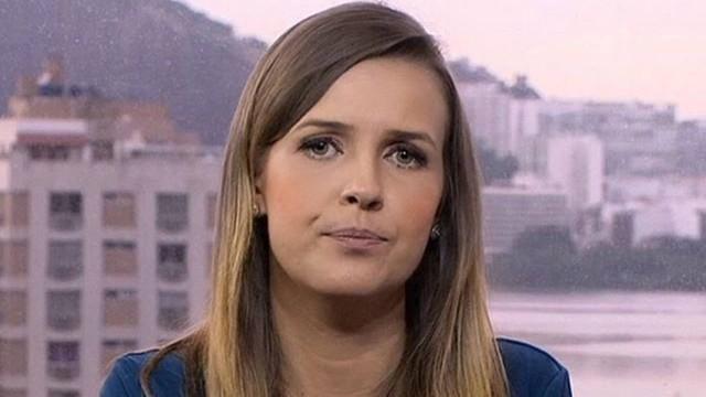 Silvana Ramiro está grávida e vai se ausentar do Bom Dia Rio (Foto: Reprodução)
