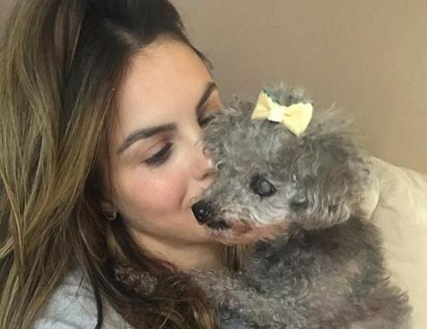 Sthefany Brito perdeu sua cadela (Foto: Reprodução/ Instagram)