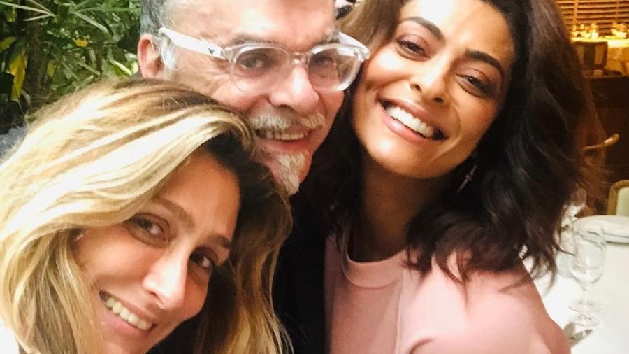 Juliana Paes volta a trabalhar com Walcyr Carrasco eAmora Mautner na Globo