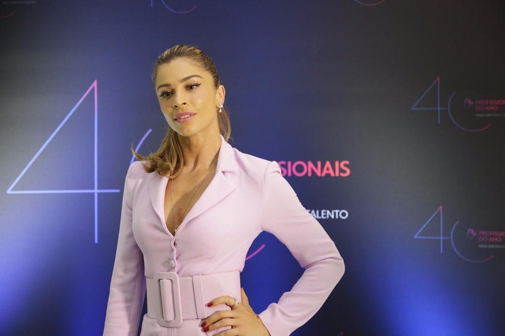A atriz Grazi Massafera (Foto: Higor Gargiulo/Globo)