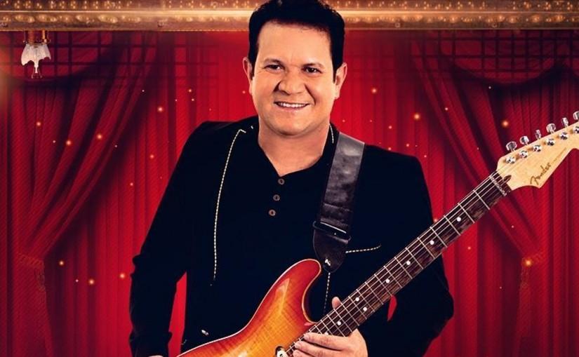 O empresário e ex-guitarrista da Banda Calypso, Ximbinha (Foto: Reprodução)
