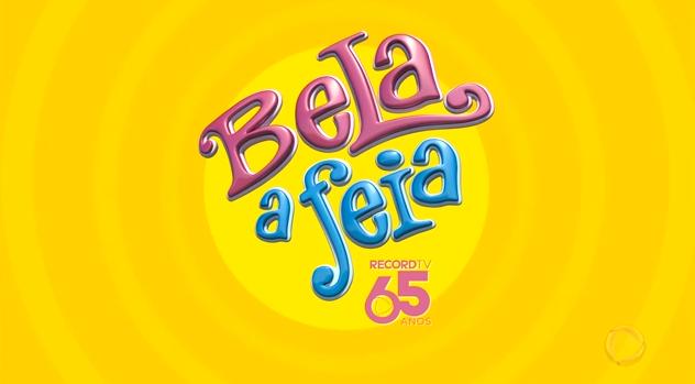 Novela Bela, a Feia (Foto: Divulgação/Record)