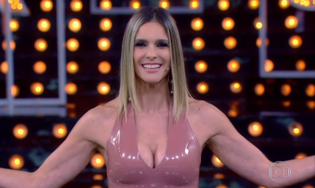Mulher do apresentador Rodrigo Hilbert, Fernanda Lima no Amor & Sexo da Globo vence ação milionária contra a Record (Foto: Reprodução)