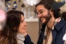 A apresentadora Fátima Bernardes e o namorado Túlio Gadêlha. (Foto: Reprodução)