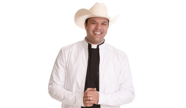 Padre Alessandro Campos (Foto: Reprodução)