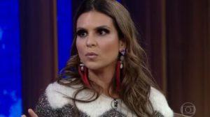 Aline Barros voltou a ser acusada de preconceito (Foto: Reprodução)