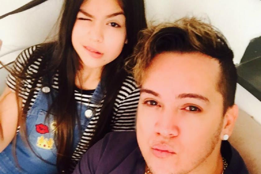 Belinho e Melody (Foto: Reprodu��o/Instagram)