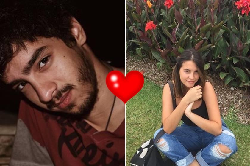 Matheus Costa e Lara Rodi (Foto: Reprodução)