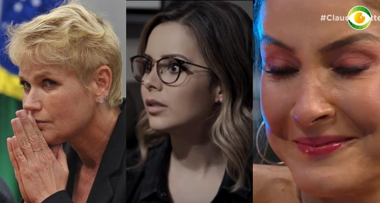 Xuxa, Claudia Leitte, Sandy e famosos caíram em duros e covardes golpes de  bandidos 06ee42ddf4