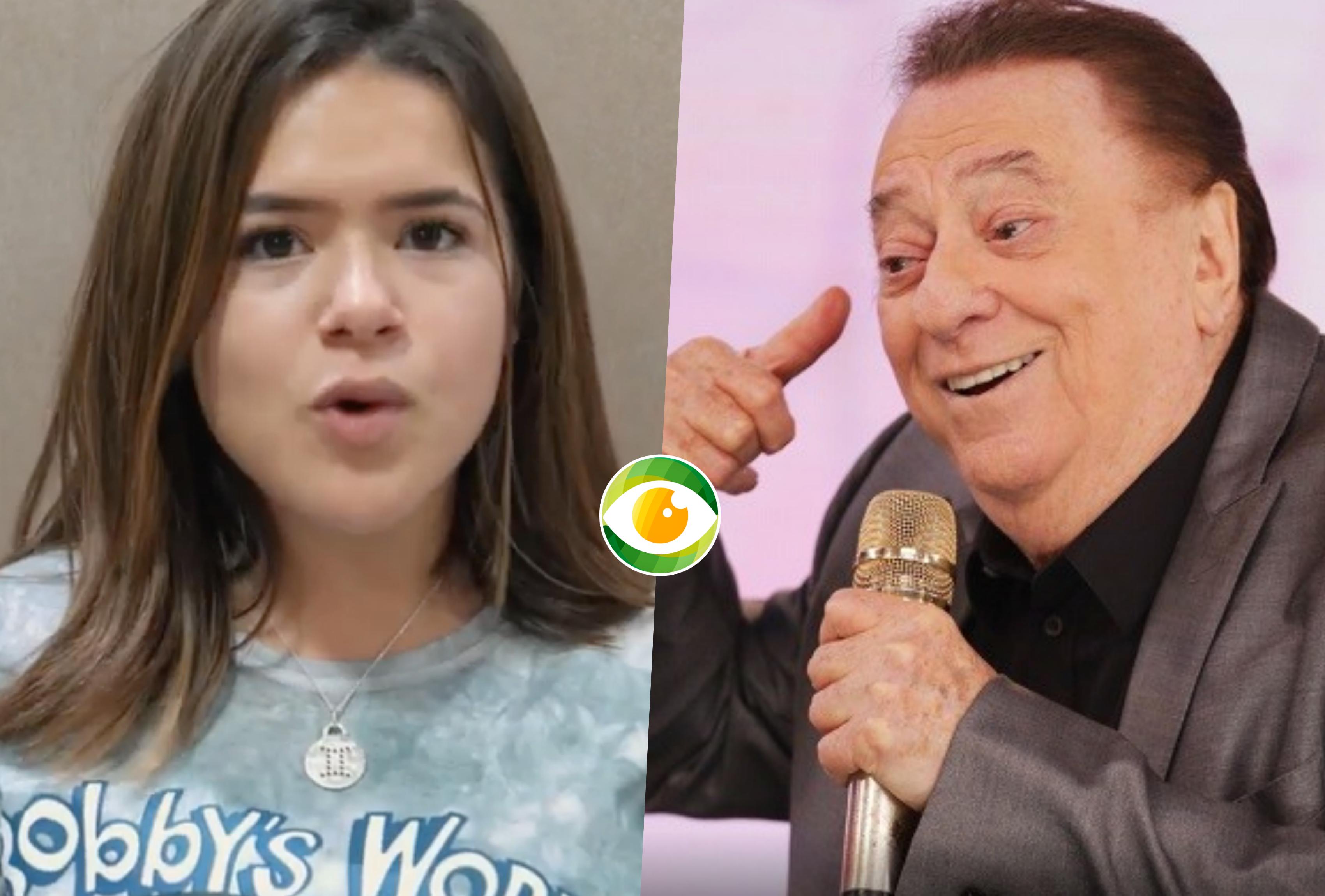 Maisa Silva desmentiu notícia envolvendo ela e Raul Gil