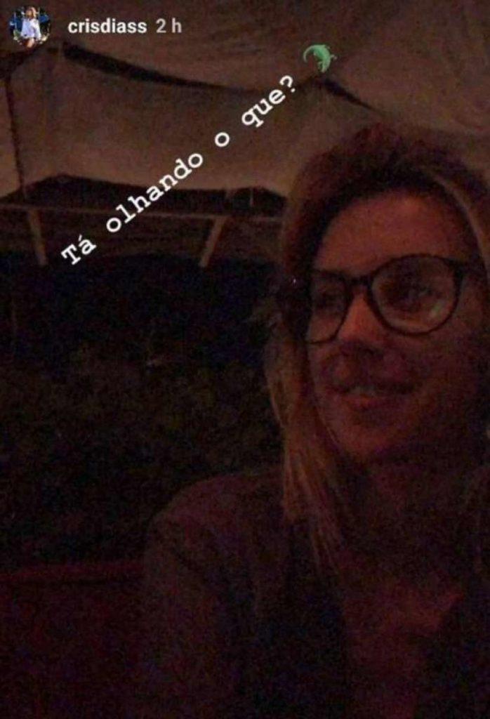 Cris Dias (Foto: Reprodução/Instagram)