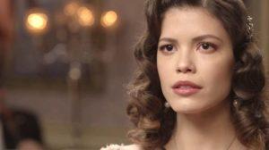 Vitoria Strada (Cris/Julia Castelo) em cena de Espelho da Vida (Foto: Divulgação/Globo)