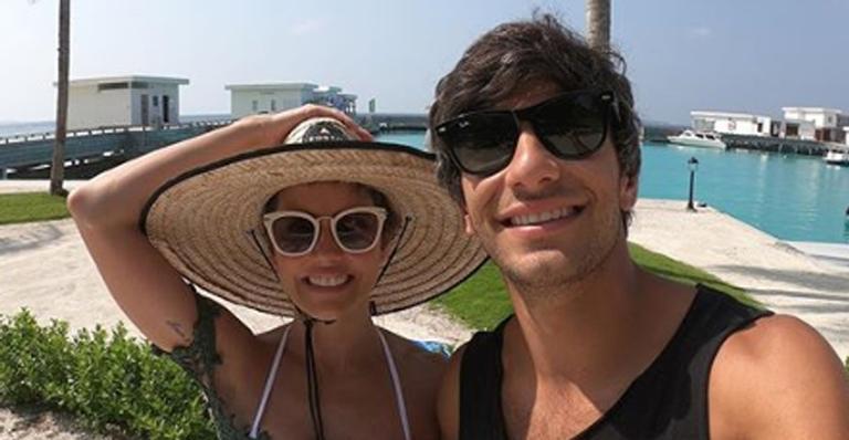Deborah Secco e Hugo Moura (Foto: Reprodução)
