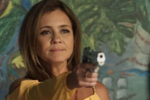 Adriana Esteves roubou a cena como Laureta no final de Segundo Sol