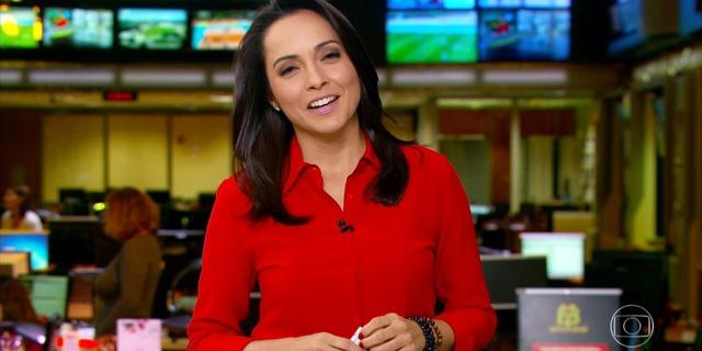 Izabella Camargo da Globo (Foto: Reprodução)