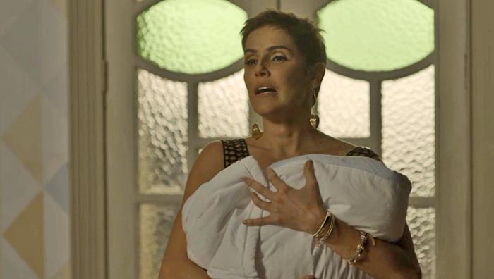 Deborah Secco como a Karola da novela Segundo Sol (Foto: Divulgação/Globo)