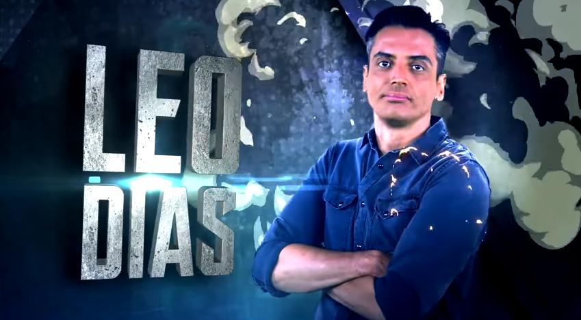 Leo Dias deve ganhar programa solo na emissora paulista. (Foto: Reprodução)