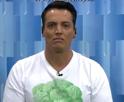O jornalista Leo Dias. (Foto: Reprodução)