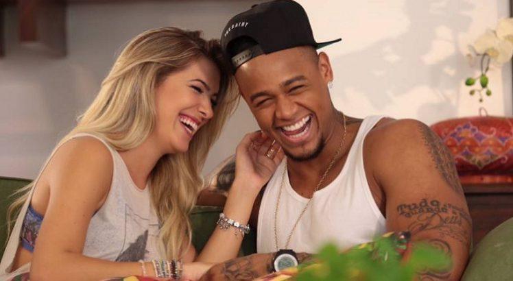 Léo Santana e Lorena Improta (Foto: Divulgação)