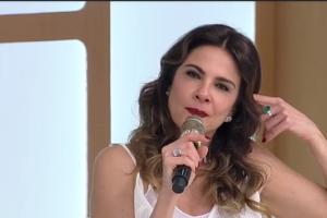 Luciana Gimenez é apresentadora do SuperPop e By Night na RedeTV. (Foto: Reprodução)