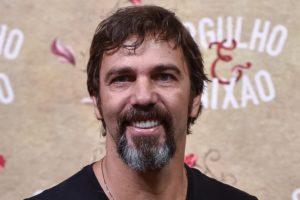 O ator Marcelo Faria renovou com a Globo (Foto: João Cotta/TV Globo)