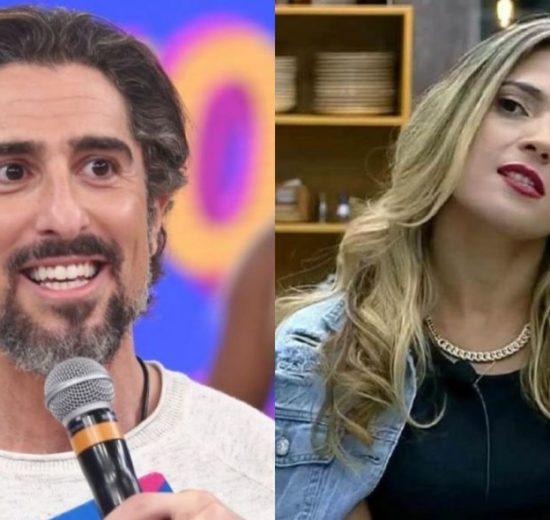 Marcos Mion e Nadja Pessoa (Foto: Divulgação)