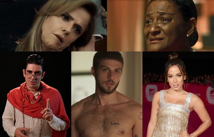 Melhores do Ano - Troféu Domingão premiará os maiores destaques da TV e da música (Foto: Divulgação/Montagem/TV Foco)