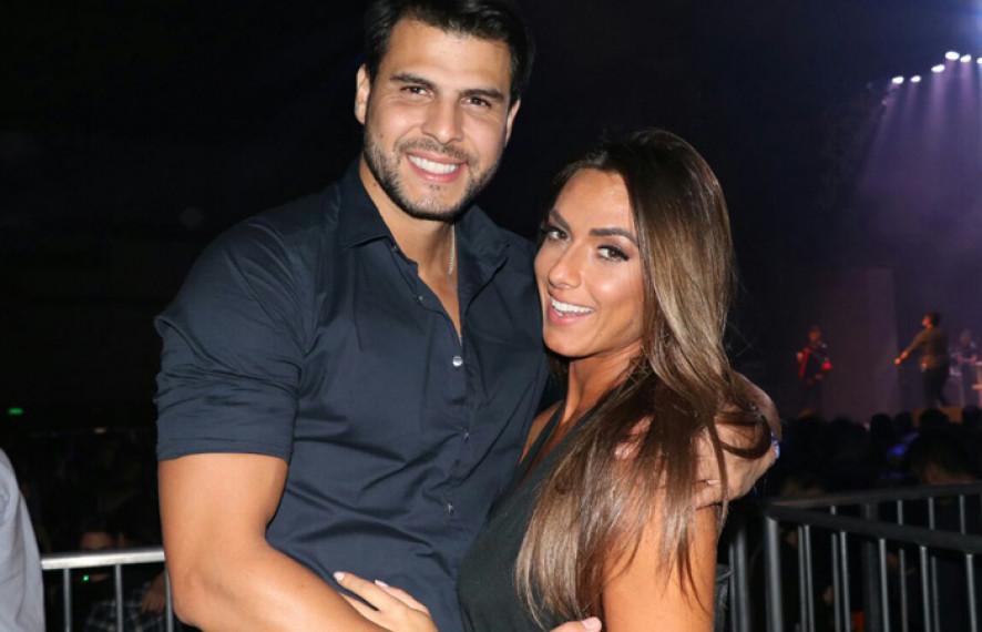 Marcelo Bimbi e Nicole Bahls foram confirmados no Power Couple (Foto: Divulgação)