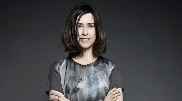 Fernanda Torres é autora de Fim, livro que vai virar minissérie na Globo. (Foto: Divulgação)