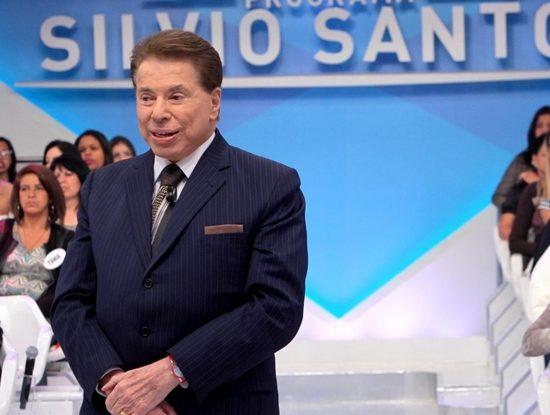 Silvio Santos terá sua história retratada na TV. (Foto: Divulgação)